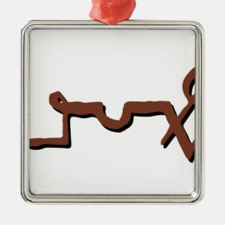 Samael Metal Ornament