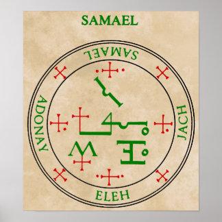 samael poster