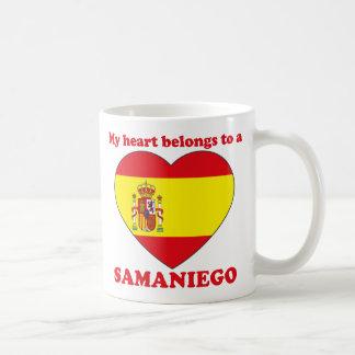 Samaniego Taza De Café
