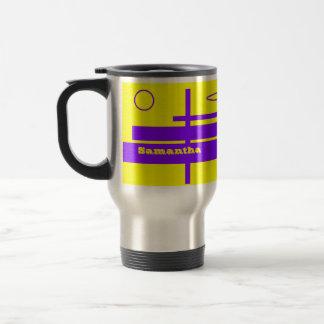 Samantha 15 Oz Stainless Steel Travel Mug