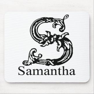 Samantha Alfombrillas De Ratón