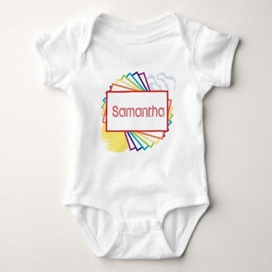 Samantha Baby Bodysuit