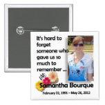 Samantha Bourque - PMC Pins