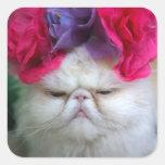 Samantha Cat Sticker