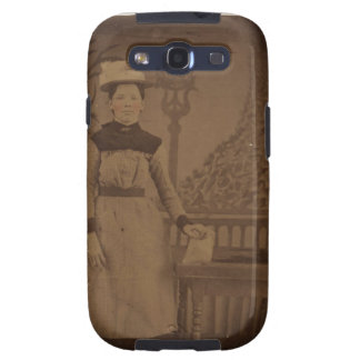 Samantha Cell Galaxy S3 Case