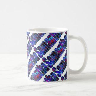 Samantha Classic White Coffee Mug