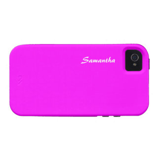 Samantha iPhone 4 Cover