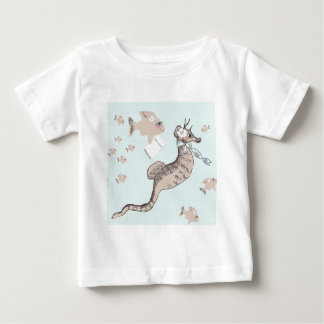 Samantha Sea  Horse Lessons Shirt
