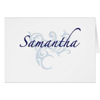 Samantha Felicitacion