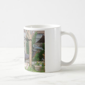 Samantha the Dragon coffe mug