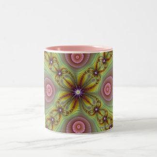 Samantha's Essential Art Two-Tone Coffee Mug