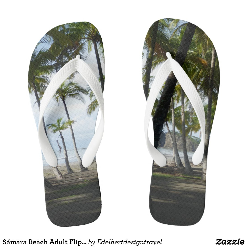 Sámara Beach Adult Flip Flops