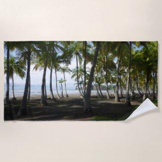 Sámara Beach, Costa Rica Beach Towel