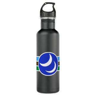 Samaraland Army water bottle, 24oz Stainless Steel Water Bottle