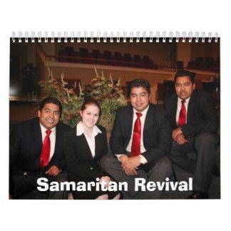 Samaritan Revival 2009 Calendar