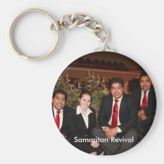 Samaritan Revival Key Chain
