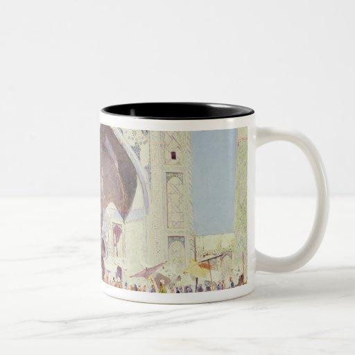 Samarkand, 1869-71 coffee mug