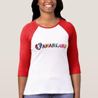 Samarkand 3/4 Sleeve T-Shirt