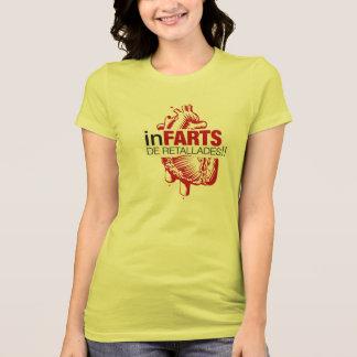 Samarreta donates emergències mèdiques in lluita T-Shirt