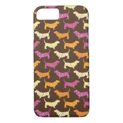 Samba Bassets iPhone 8/7 Case