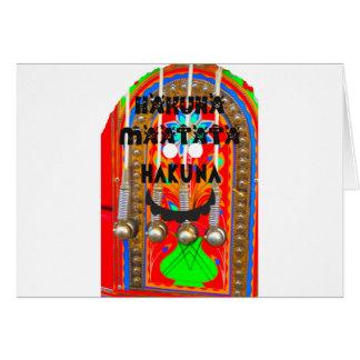 Samba Carnival colors Hakuna Matata blings.png Card