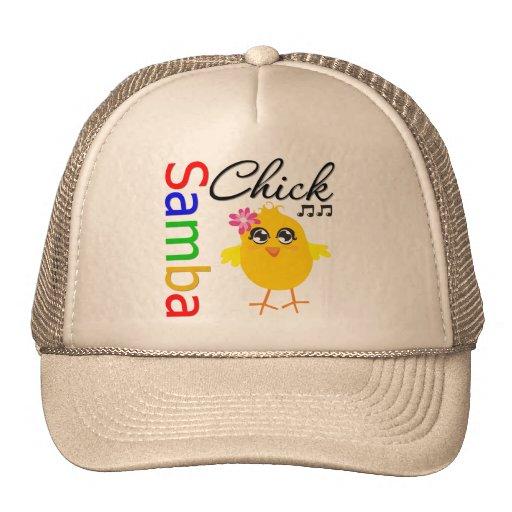 Samba Chick Hats