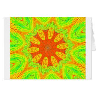 Samba Colors Card