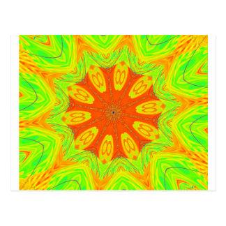 Samba Colors Postcard