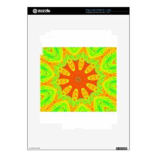 Samba Colors Skin For iPad 2