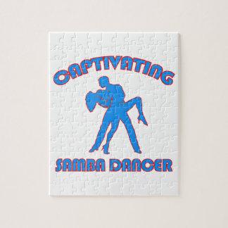 samba  DANCE DESIGNS Puzzles