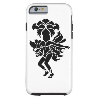 Samba dancer tough iPhone 6 case