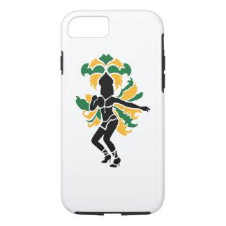 Samba dancing iPhone 8/7 case