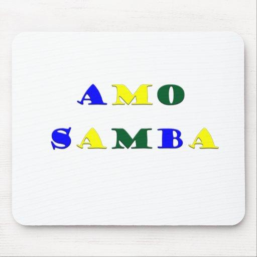 Samba del Amo Alfombrillas De Ratones