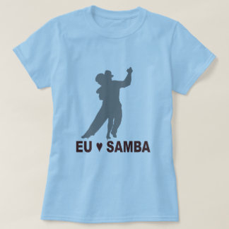 Samba del amo del Eu, danza Camisas