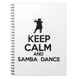 samba design note book