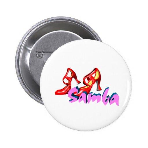 Samba Pin