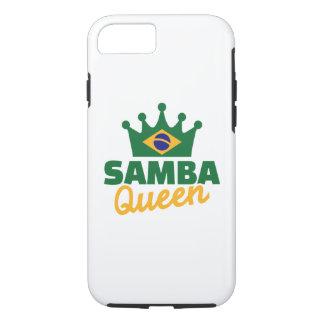 Samba queen iPhone 7 case