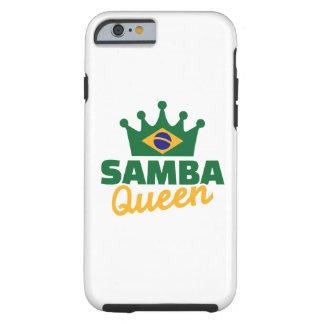 Samba queen tough iPhone 6 case