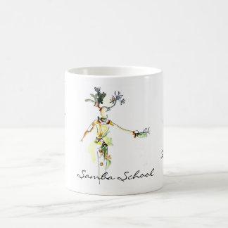 Samba school mug
