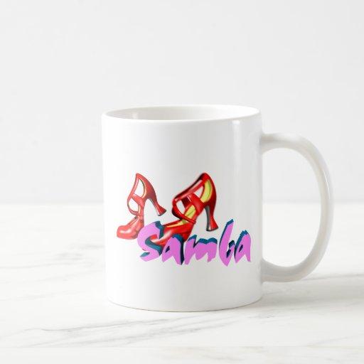 Samba Taza De Café