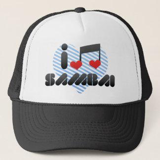 Sambai fan trucker hat