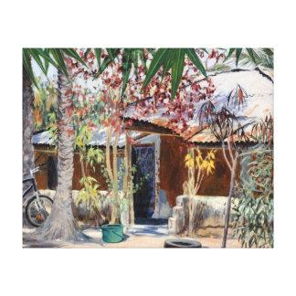 Samba's House 2005 Canvas Print