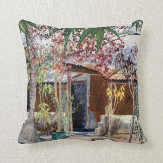 Samba's House 2005 Throw Pillow