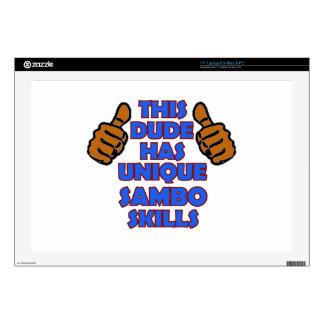 Sambo Designs Laptop Decal