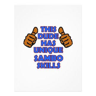 Sambo Designs Letterhead