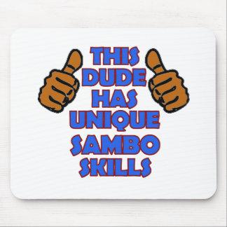 Sambo Designs Mouse Pad