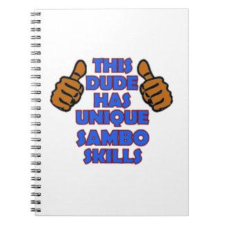 Sambo Designs Notebook