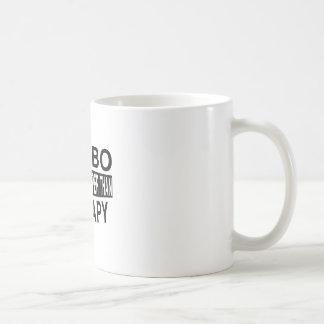 SAMBO IT IS CHEAPER THAN THERAPY COFFEE MUG