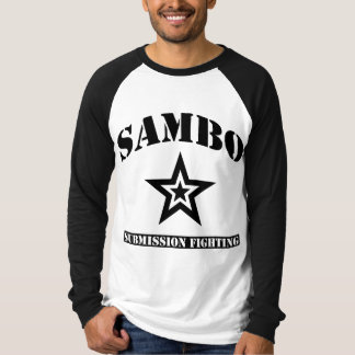 Sambo Long Sleeve Raglan T-Shirt