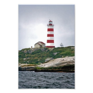 Sambro Island Lighthouse Photo Print